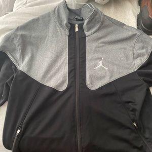 Men's CP3 Jordan Zip Up Jacket